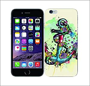 Galaxy Printed 1502 Caution BioHazard Hard Cover for Apple iPhone 4