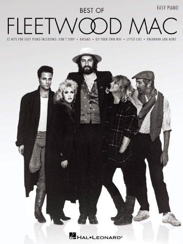 Hal Leonard Best Of Fleetwood Mac For Easy Piano
