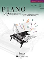 Piano Adventures Lesson Book Level 5