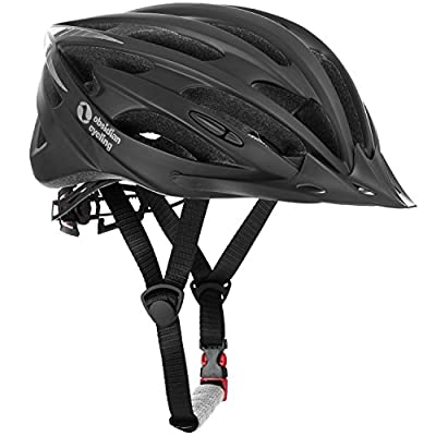 Premium Quality Airflow Bike Helmet Specialized for Road & Mountain Biking - Safety Certified Bicycle Helmets for Adult Men & Women, Teen Boys & Girls - Comfortable , Lightweight , Breathable from TeamObsidian
