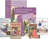 img - for The Purple Book SET - Teacher, Student and Required Reading Books (Learning Language Arts Through Literature) book / textbook / text book
