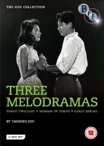 The Ozu Collection - Three Melodramas [DVD] (PG)