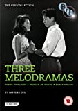 Ozu - Three Melodramas (2 DVD set) [1933 - 1957]