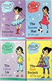 Billie B Brown Set 1 (Set of 4 Books) (Billie B Brown for Young Readers)