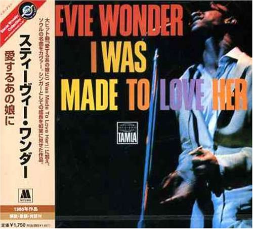 Stevie Wonder - I Was Made To Love Her - Zortam Music