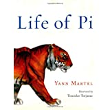 Life of Pi, Deluxe Illustrated Edition ~ Yann Martel