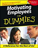 img - for Motivating Employees For Dummies book / textbook / text book