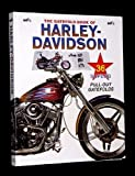 img - for The gatefold book of Harley-Davidson book / textbook / text book