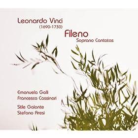Fileno: Soprano Cantatas