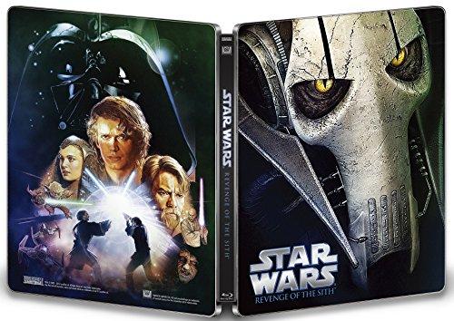スター・ウォーズ エピソードIII/シスの復讐 スチールブック仕様 [Blu-ray]