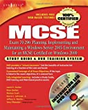 echange, troc Anthony Piltzecker - McSe Exam 70-296: Planning, Implementing and Maintaining a Windows Server 2003 Enviroment for a McSe Certified on Windows 2000