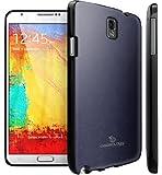 Galaxy Note 3 case, Caseology® [Matte Hybrid] [Navy Blue] [Shock Absorbent TPU] Samsung Galaxy Note 3 case