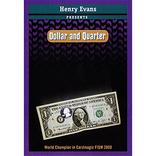 MMS Dollar and Quarter by Henry Evans - Trick