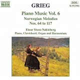 Edvard Grieg: Piano Music, Vol. 6