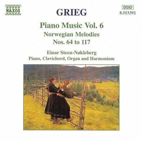 Grieg: Piano Music, Vol. 6