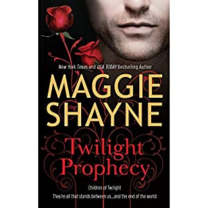 Twilight Prophecy Audiobook