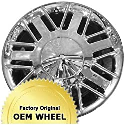 FORD THUNDERBIRD 17X7.5 21 SPOKE Factory Oem Wheel Rim- SILVER – Remanufactured