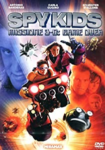 Spy Kids - Missione 3-D - Game Over