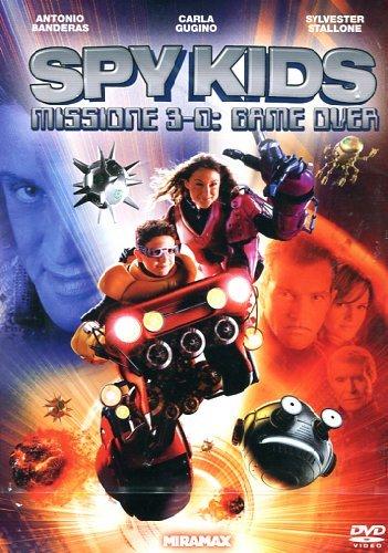 Spy kids - Missione 3D - Game over [Italia] [DVD]