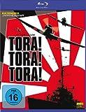 DVD Cover 'Tora! Tora! Tora! (Extended Japanese Cut) [Blu-ray]