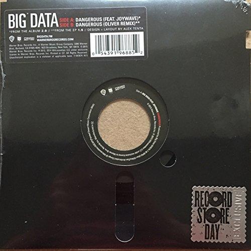 Big Data: Dangerous (Square Flexi Disc) Vinyl 7