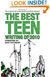 The Best Teen Writing of 2010