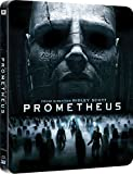 Prometheus 3D UK version Includes 2D Version and Extra Blu-Ray Bonus Material - UK Exclusive Limited Edition Steelbook Blu-ray Region B 3 Disk