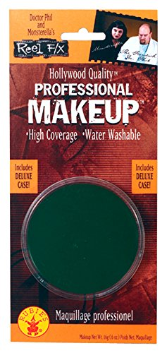 Rubie's Costume Co Women's Reel FX Professional Green Makeup