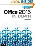 Office 2016 in Depth (Includes Conten...