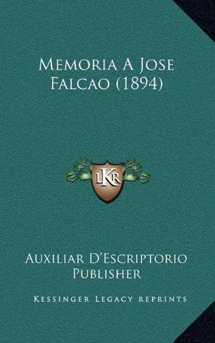 Memoria a Jose Falcao (1894)