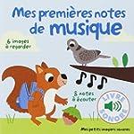 Mes premi�res notes de musique: 6 ima...
