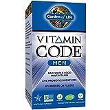 Garden of Life Vitamin Code Men's Multi, 240 Capsules