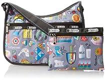 LeSportsac Classic Hobo Shoulder Bag,Grab Bag,One Size