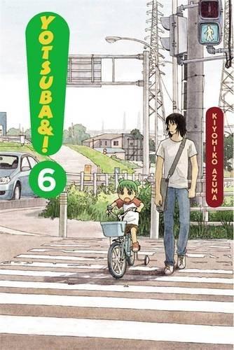 Yotsuba&!, Vol. 06 (Yotsuba&! #6)