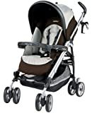 Peg-Perego 2010 Pliko P3 Stroller, Java (Discontinued by Manufacturer)