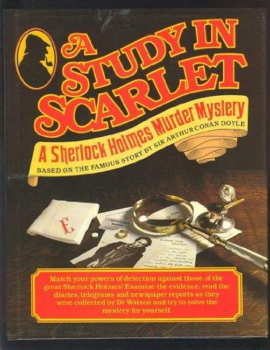 A Study in Scarlet: Dossier