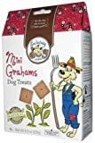 Exclusively Pet Mini Grahams, Dog Treats, 8-Ounce Package