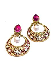 Elegant Elements Royal And Elegant Rajwadi Collection Earring For Women EEE12