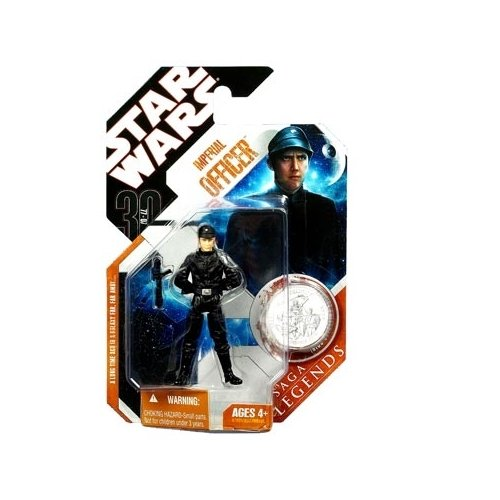 Star Wars 30th Anniversary Saga Legends - Imperial Officer - Fan's Choice - 1