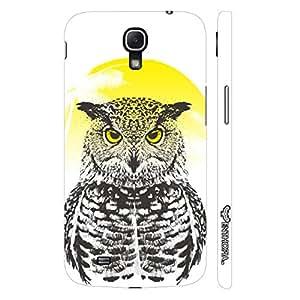 Samsung Mega 6.3 i9200 Owl Rising designer mobile hard shell case by Enthopia