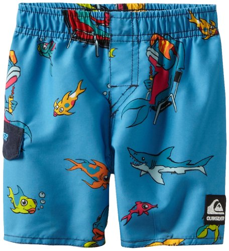 Quiksilver Baby-Boys Infant Fish Tacoz Volley
