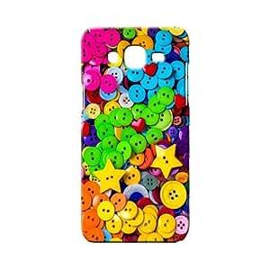 BLUEDIO Designer 3D Printed Back case cover for Samsung Galaxy J7 - G5192