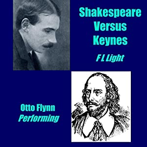Shakespeare Versus Keynes Audiobook