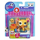 Mouse and Mouse Friend Littlest Pet Shop Favorite Pets #3336 / #3337 Figures