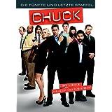 Chuck - Die fünfte und letzte Staffel 3 DVDs