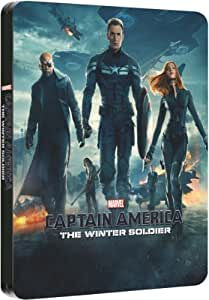 Amazon.in: Buy Captain America - The Winter Soldier (3D ...