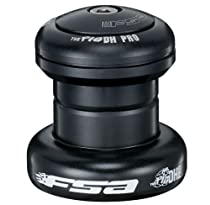 "FSA The Pig DH Pro 1-1/8"" Threadless Headset, Black"