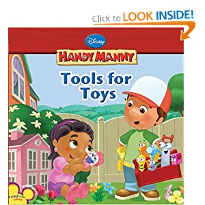 Tools for Toys (Disney Handy Manny) Marcy Kelman