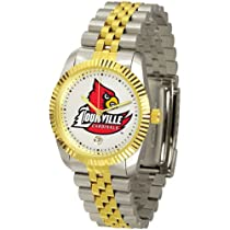 "Louisville Cardinals NCAA ""Executive"" Mens Watch"