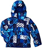 Quiksilver Boy's Mission Atom Snow Jacket
